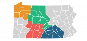 CNP Regions Served
