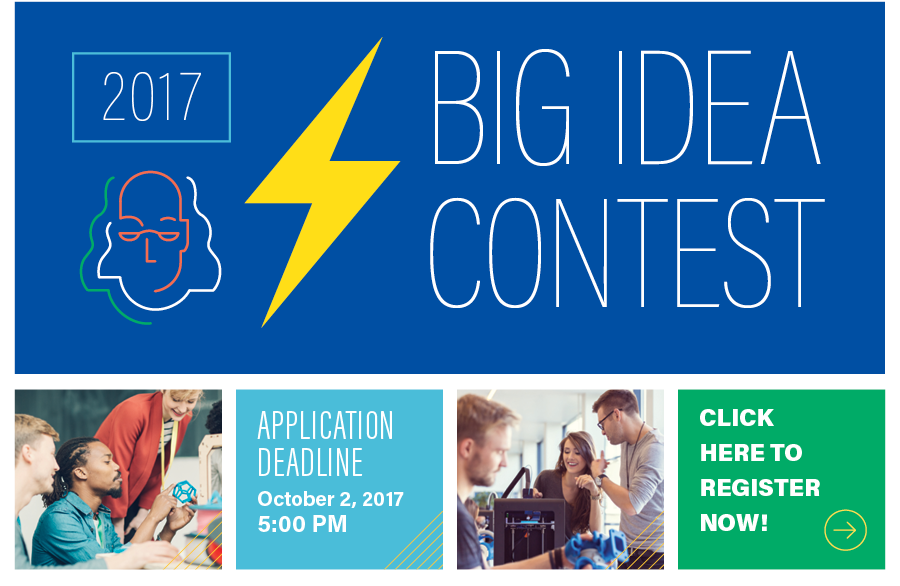 Big Idea Contest 2017 - Main Graphic