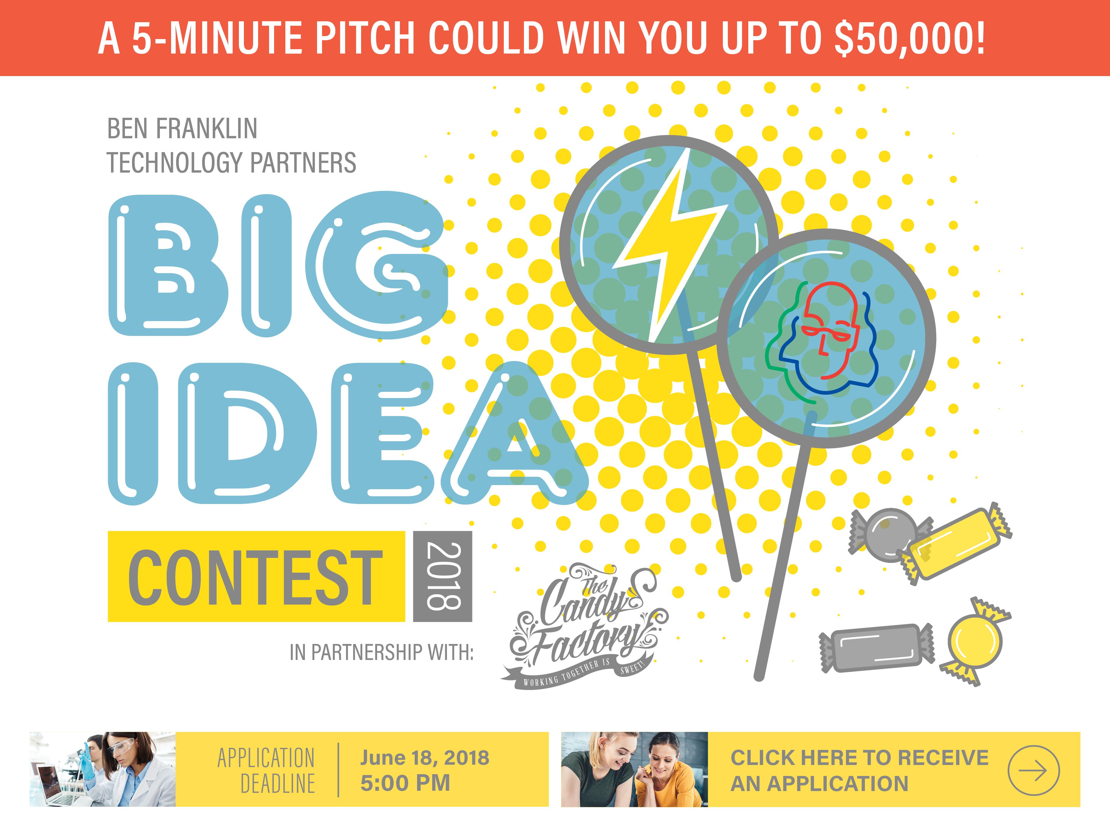 2018 big idea contest